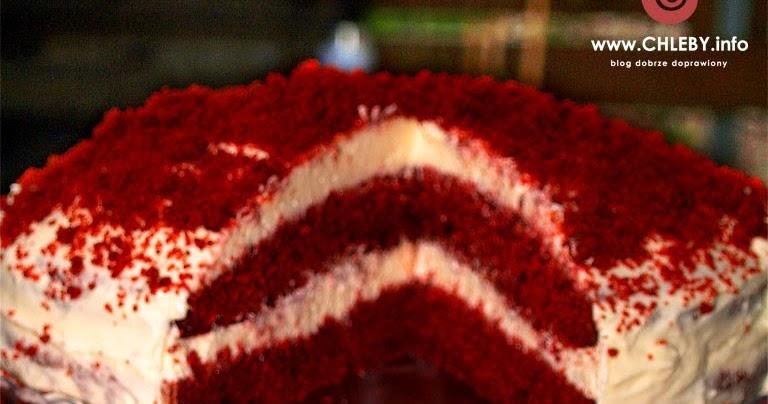 Chleby Info Red Velvet Cake