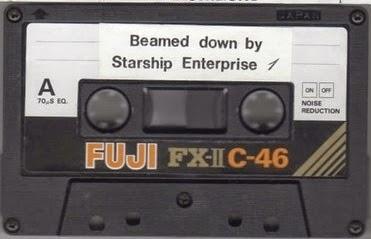 Klingons the Beamed Down By Starship Enterprise