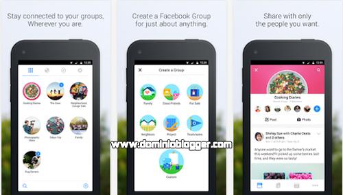 Unete o administra tus grupos con Facebook Groups