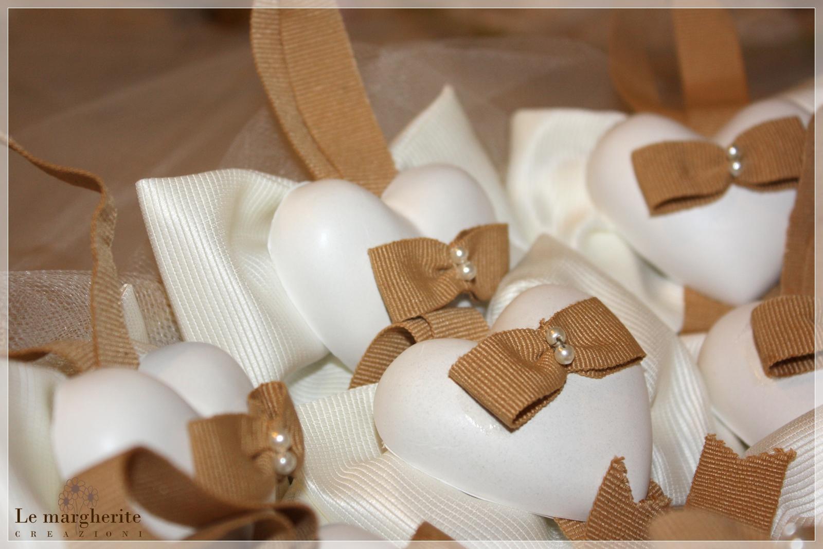 Bomboniere Matrimonio Natalizio : Le margherite bomboniere matrimonio