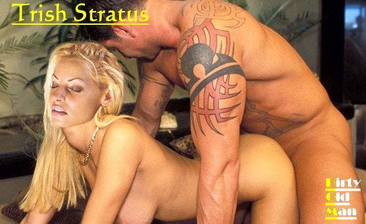 Wwe trish stratus sex tape
