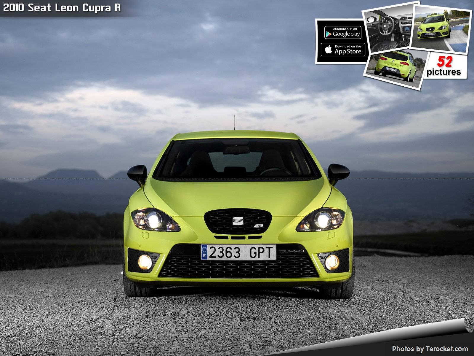 Hình ảnh xe ô tô Seat Leon Cupra R 2010 & nội ngoại thất