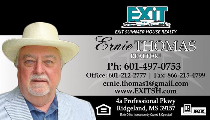 Ernie Thomas Realtor
