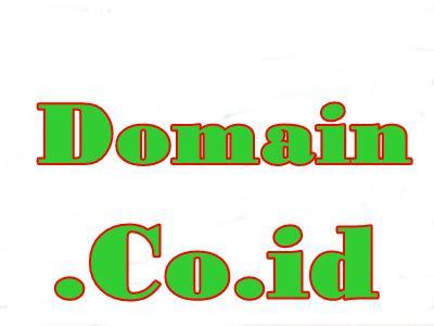 Domain .co.id