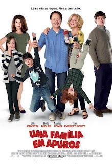 """Poster do filme """"Uma Família em Apuros"""""""