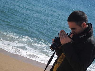 Sant Pol de Mar beach in Catalonia