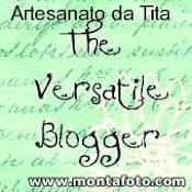 Passei no blog da Tita e trosse este selinho