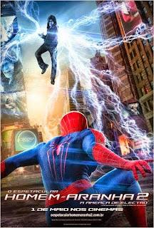 Download O Espetacular Homem Aranha 2   A Ameaça de Electro   Dublado AVI e RMVB