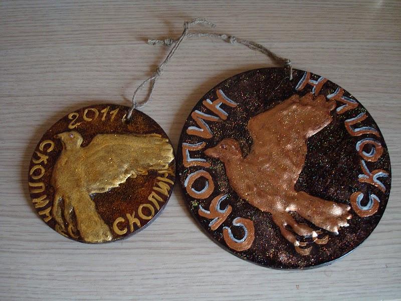 Сувениры из гипса свои руками 415