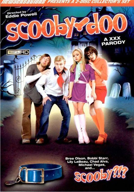 Scooby Doo XXX Parody