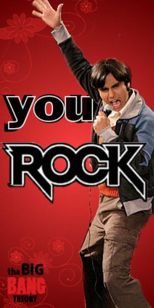 Big Bang Theory Valentine 5 por RWBloodyHell