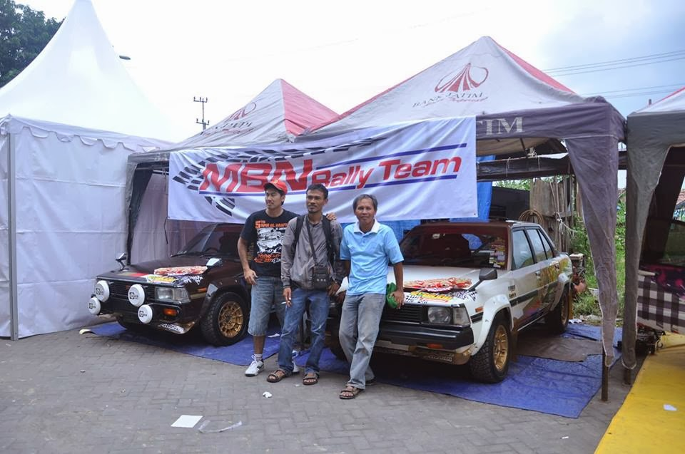 4x4 sby divisi sprint relly