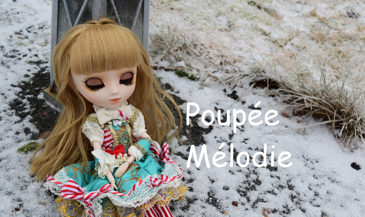 Poupée Mélodie