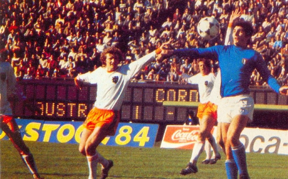 Resultado de imagem para holanda vs italia 1978