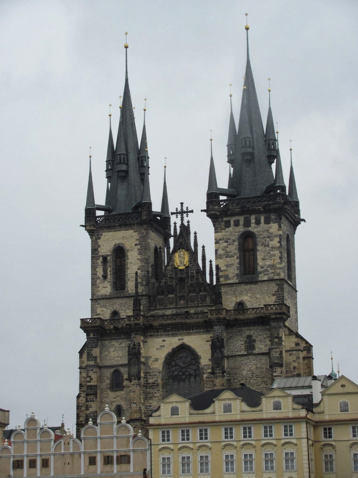 Tyn Church Prague