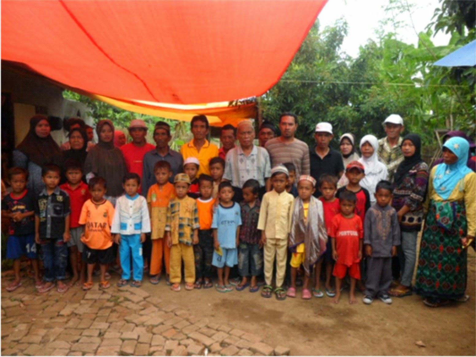 LSM Aliansi Indonesia Adakan Sunatan Massal di Desa Rato Lambu