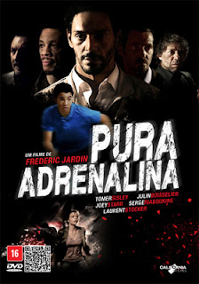 Pura Adrenalina DVDRip Dual Áudio
