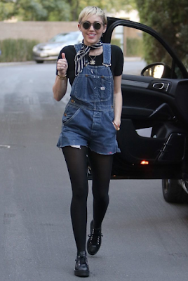Miley Cyrus overall