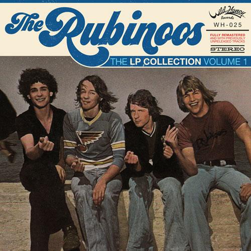 The Rubinoos I Wanna Be Your Boyfriend
