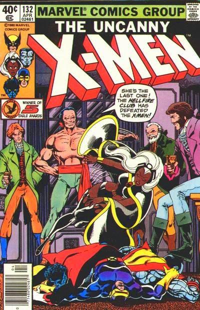 X-Men #132, Hellfire Club