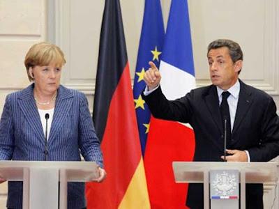 Paris e Berlim querem suspender fundos estruturais e de coesão a quem não cortar défice