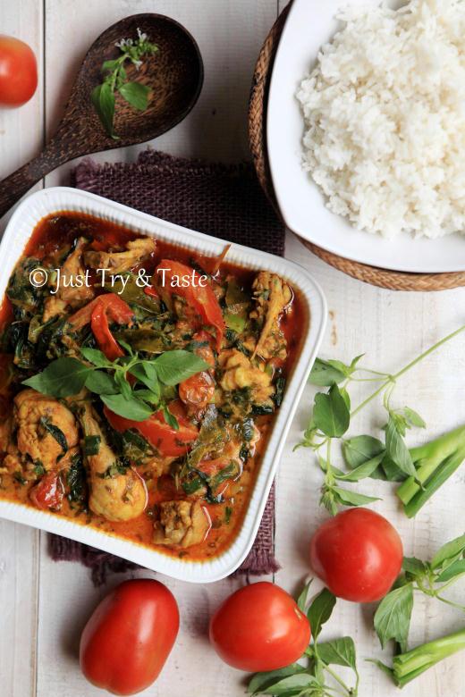 resep ayam rica-rica yang enak dan mudah dibuat