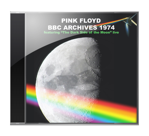 Pink Floyd - BBC Archives 1974