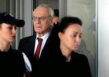 «ΖΩΗ ΚΑΙ ΚΟΤΑ» ακόμα και στη Φυλακή! Μέσα στη χλίδα ζούσαν Βίκυ Σταμάτη και Άκης Τσοχατζόπουλος! Απίστευτες Αποκαλύψεις από τους Εργαζόμενους στο ΙΔΡΥΜΑ!!