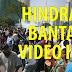 MENGGEMPARKAN !  ... HINDRAF bantah video 'AZIZAH TAK DATANG' ... BERUNSUR RACIST !