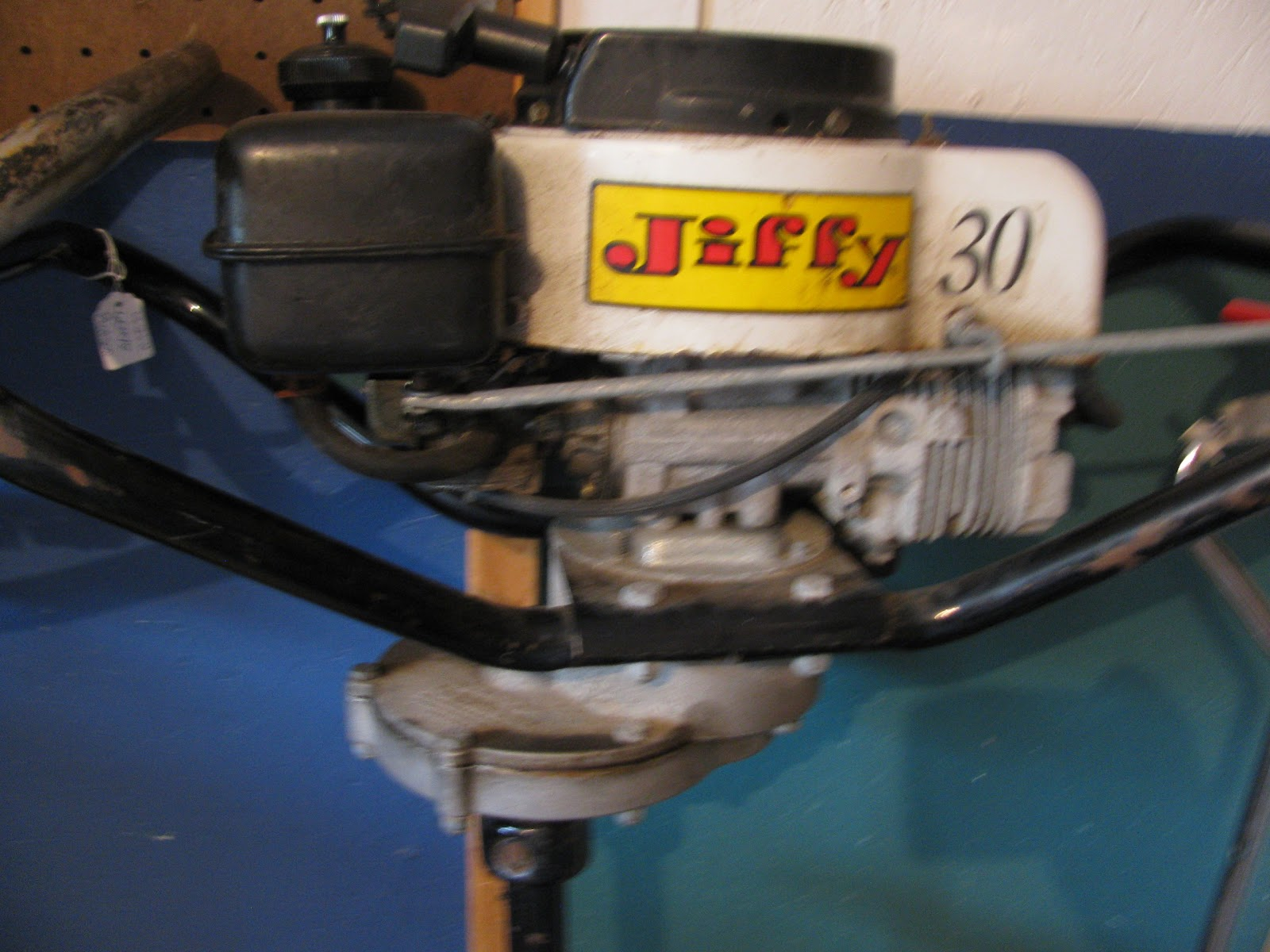 Auger Valve Image Jiffy Ice Auger Model 30