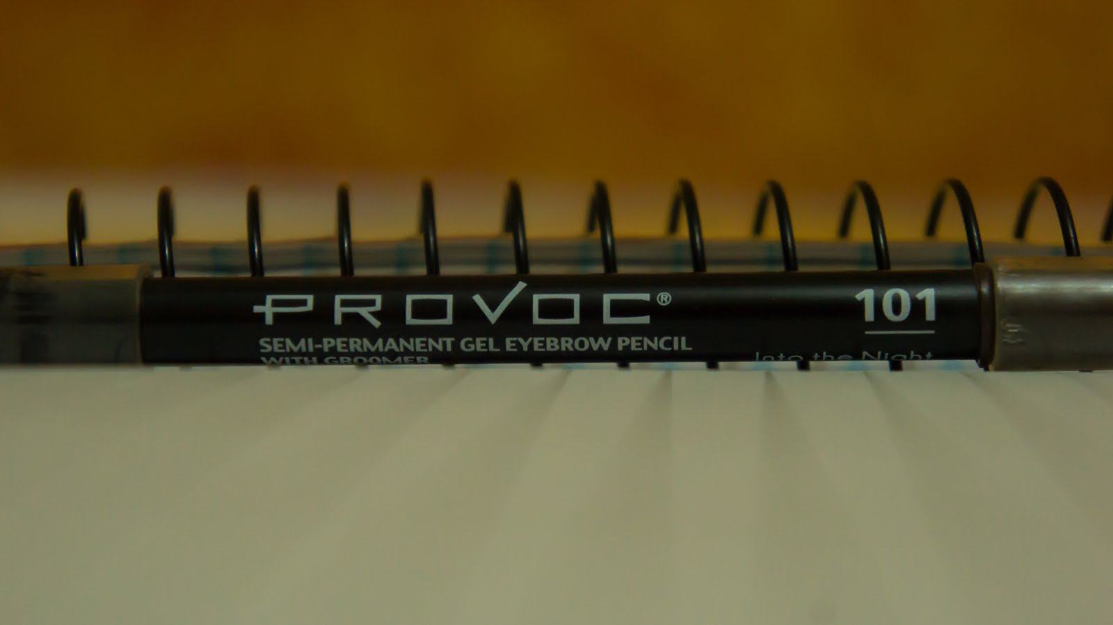 Blogs By Jessica Gill Provoc Eyebrow Pencil