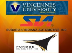 Subaru Advanced Internship in Manufacturing Program