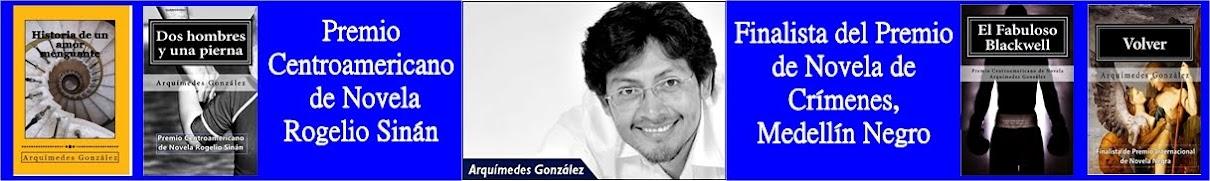 Arquímedes González