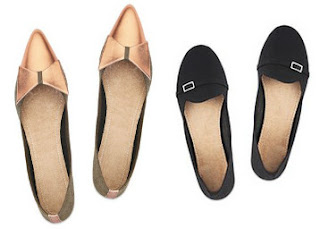 Limeroad : Buy Women Sandals At Buy One Get One FREE at Rs. 299 only
