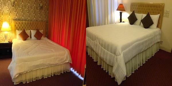 Room Rates of Hotel Summer Palace in Baridhara-Dhaka