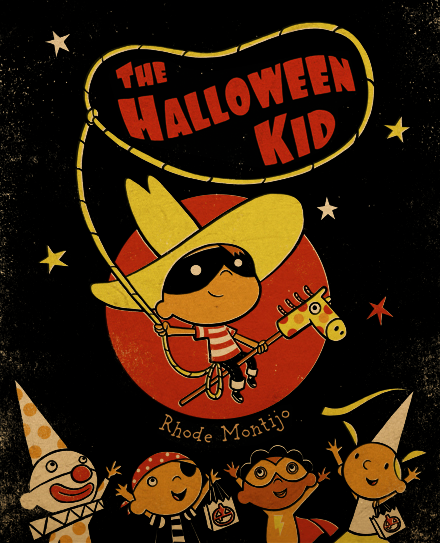 Interview: Hunter talks to the creator of Halloween Kid at Comic-Con 2013