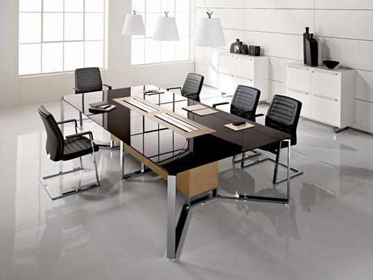 Corallouffici it tavoli per sala riunione for Ufficio architetto design