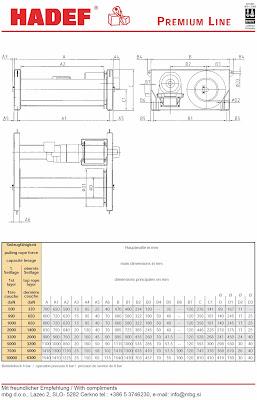 Druckluft Seilwinden bis 350 m Seilaufnahme - 42/87 P