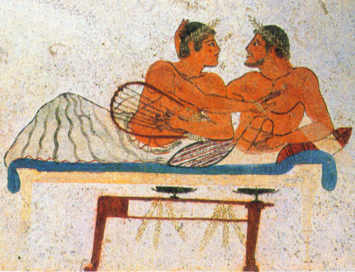 from Finley roman and greek gay pics