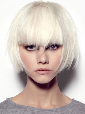 cabello medio lacio corte