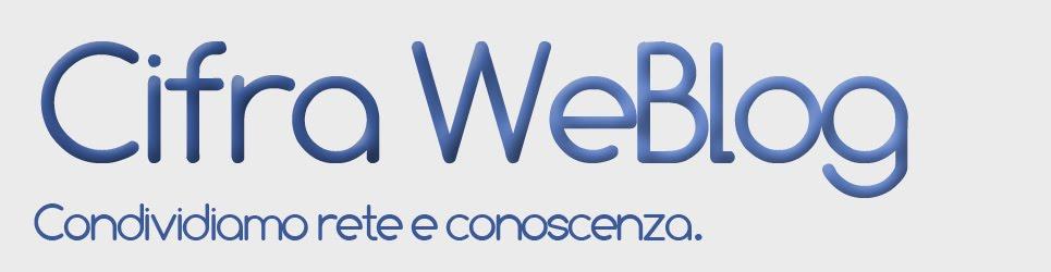Cifra WeBlog