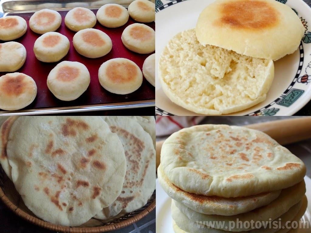 طريقة عمل خبز الفرن سهل جدا