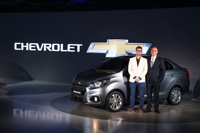 GM India Chevrolet Essentia AETMS16
