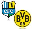 Chemnitzer FC - Borussia Dortmund
