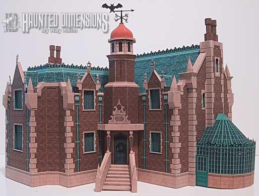 juego disney haunted mansion