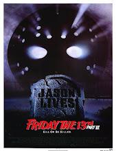 Viernes 13. Parte 6: Jason vive (1986) [Latino]