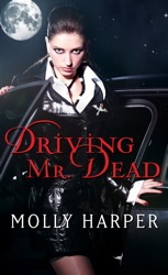 Molly Harper Driving Mr. Dead