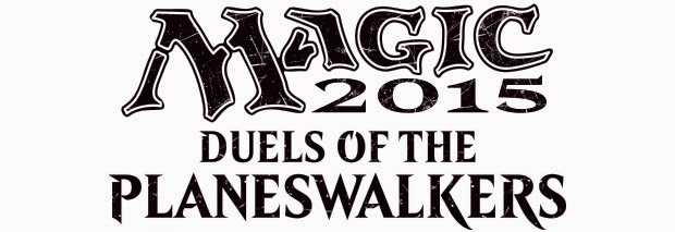 MAGIC 2015: DUELS OF THE PLANESWALKER