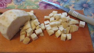 сельдерей для супа-пюре