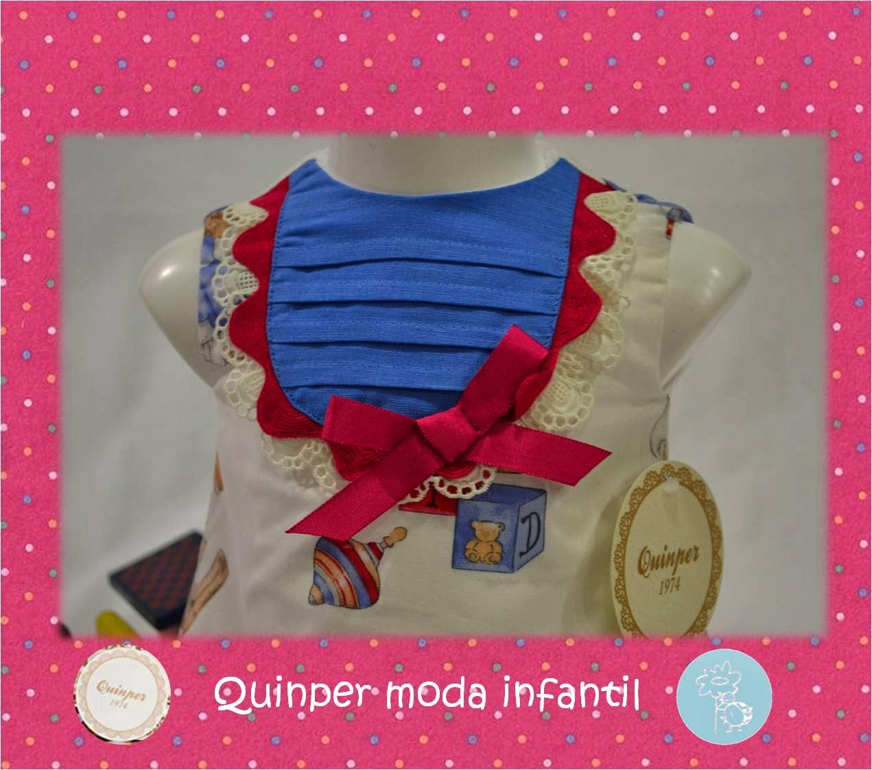 Jesusito Quinper en Blog Retamal moda infantil y bebe